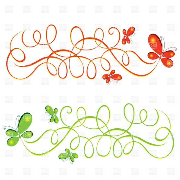 Decoration clipart abstract Abstract Line line line Art
