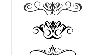 Scroll clipart decorative accent Decorative · and resources 25