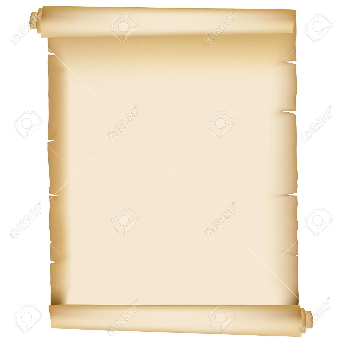 Scroll clipart parchment 4291349 scroll scroll scroll Stock