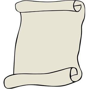 Scroll clipart roman Scroll Cliparting clipartix clipart Roman