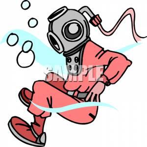 Scuba Diver clipart scuba gear #9