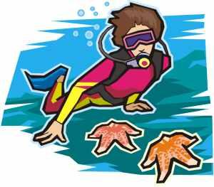 Scuba Diver clipart scuba gear #6