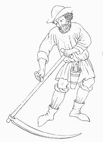 Drawn scythe white File:Scythe png user Commons Wikimedia