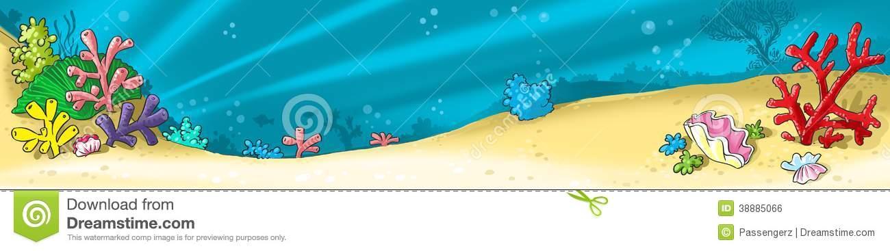 Sea Bed clipart #7 drawings Sea Sea Bed