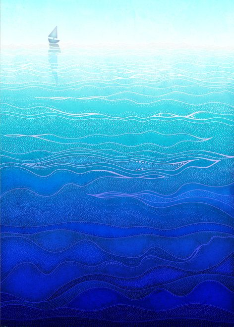 Sea Bed clipart blue ocean #12