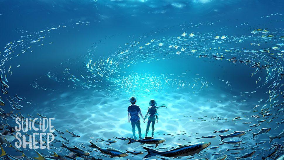 Sea Bed clipart ocean ecosystem #3