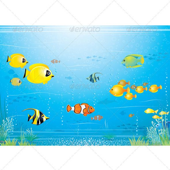 Sea Bed clipart ocean ecosystem #6