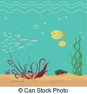 Sea Bed clipart sea bottom #5