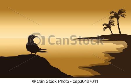 Sea Bird clipart one #8