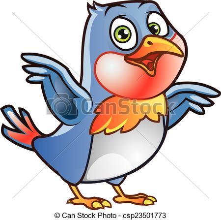 Sea Bird clipart robin #8