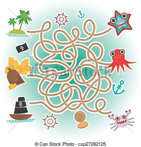Sea clipart objects #10