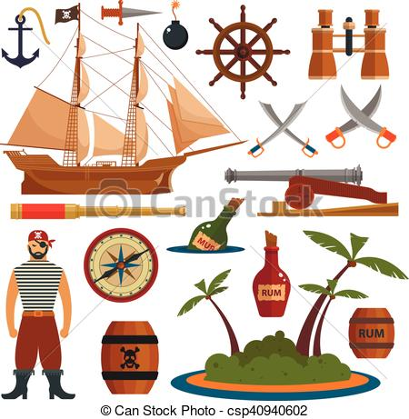 Sea clipart objects #9