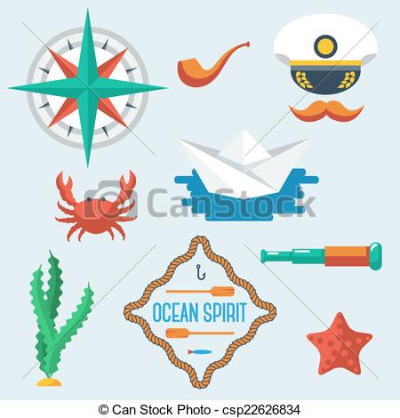 Sea clipart objects #8