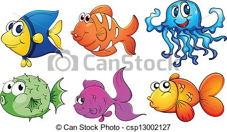 Sea clipart objects #6