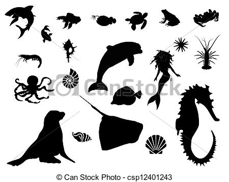 Sea clipart sea world #11