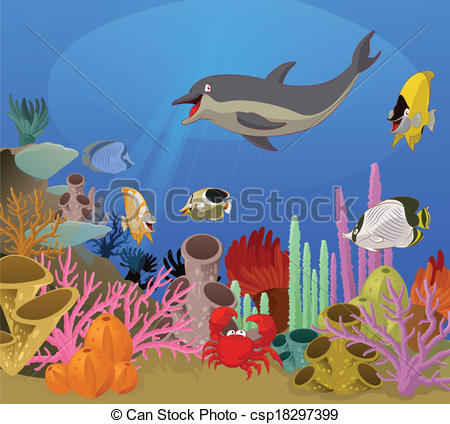Sea clipart sea world #14