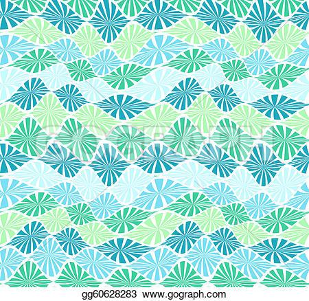 Sea Grass clipart colorful #1