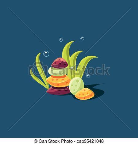 Sea Grass clipart cute #5
