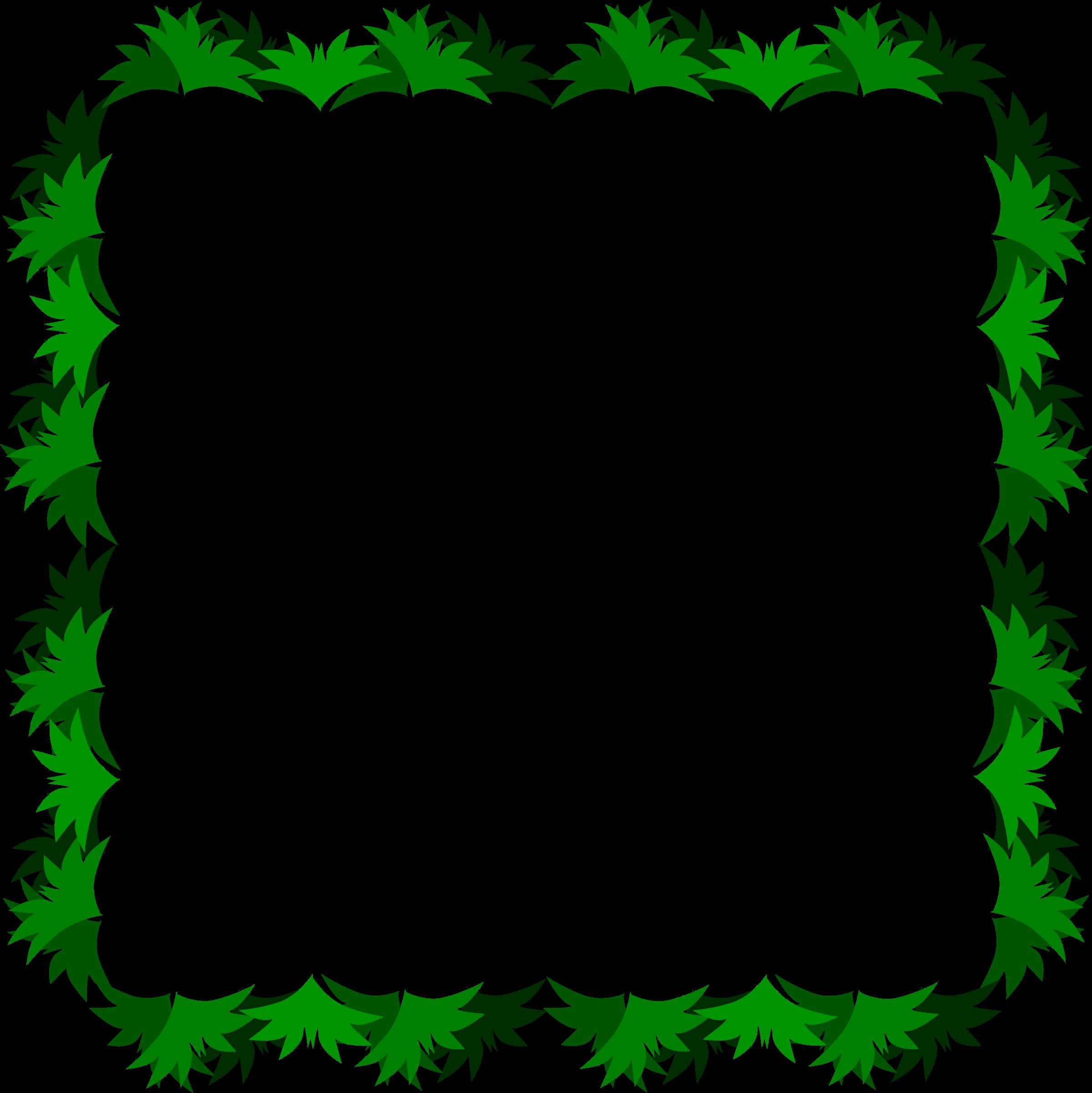 Sea Grass clipart grass border #14