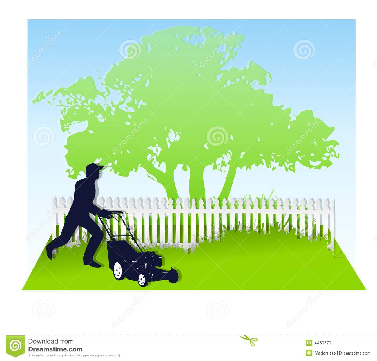 Grass clipart lawn care service #1