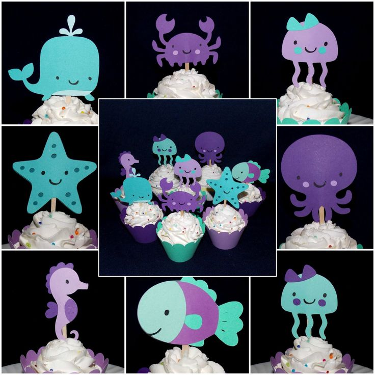 Sea Life clipart baby shower whale #12