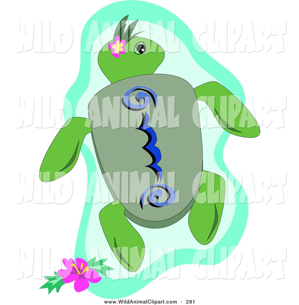 Sea Turtle clipart aquatic #5