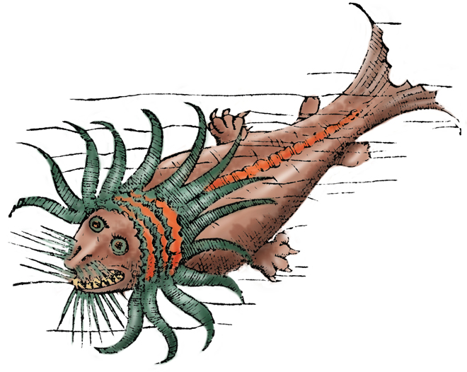 Sea Monster clipart nordic sea Gallery a Wrong: Legend to
