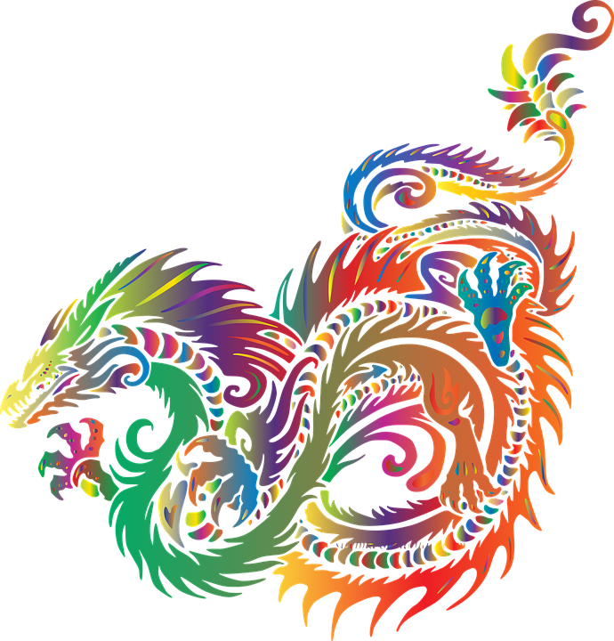 Sea Monster clipart tribal Creature Mythical Mythical Creature photo