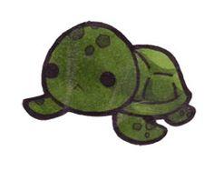 Sea Turtle clipart chibi #15