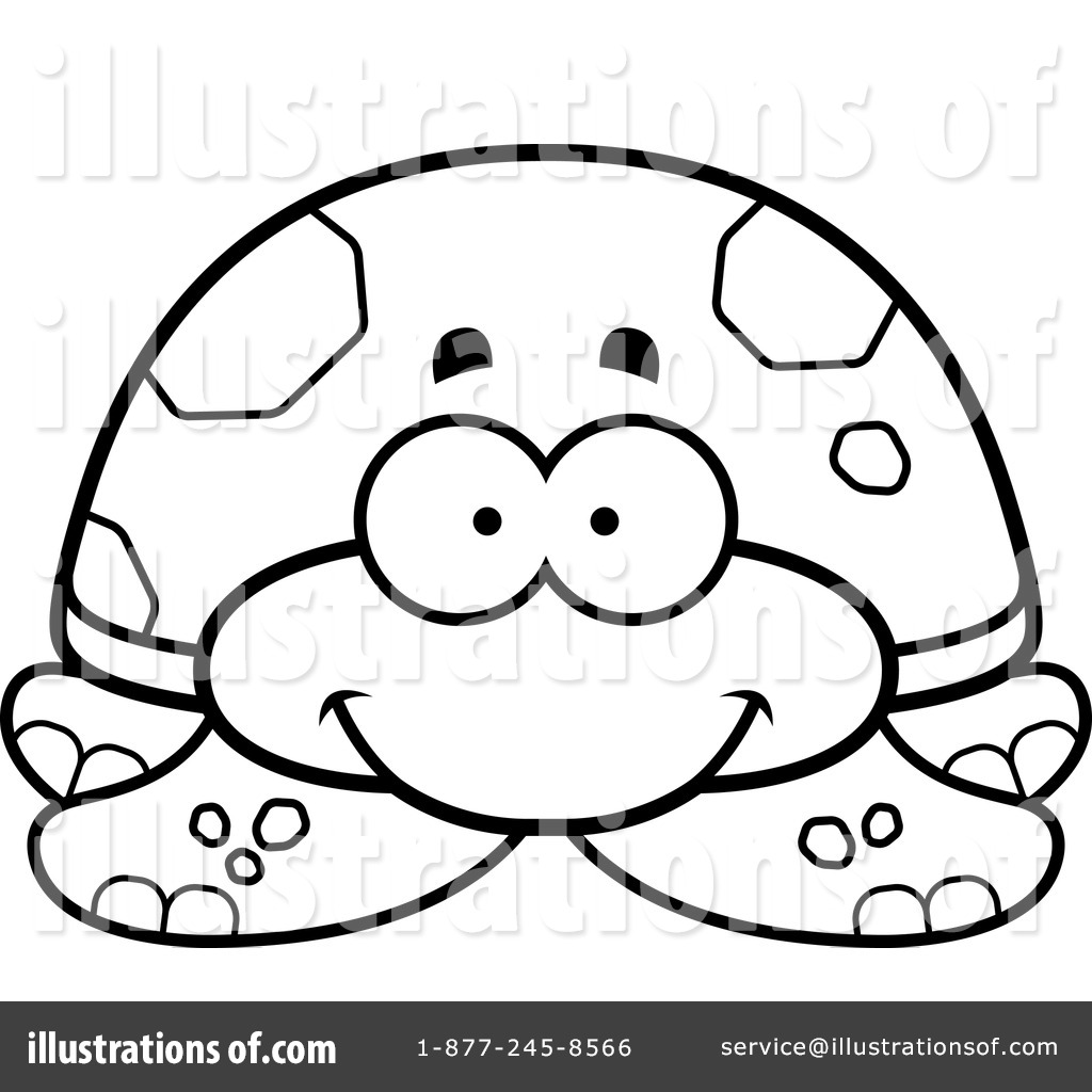 Sea Turtle clipart turtle face #13