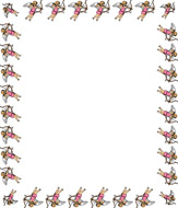 Cupid clipart drunk Border 105 Graphics Results Size: