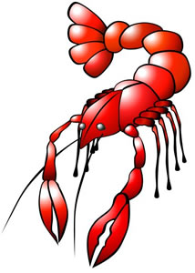 Seafood clipart christmas Panda Clipart Podcast Images Clipart
