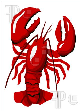 Seafood clipart lobster FeaturePics lobster Stock Lobster Illustrations