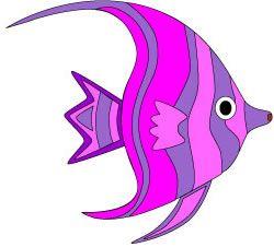 Seafood clipart marine animal On JAcksons on fish bday