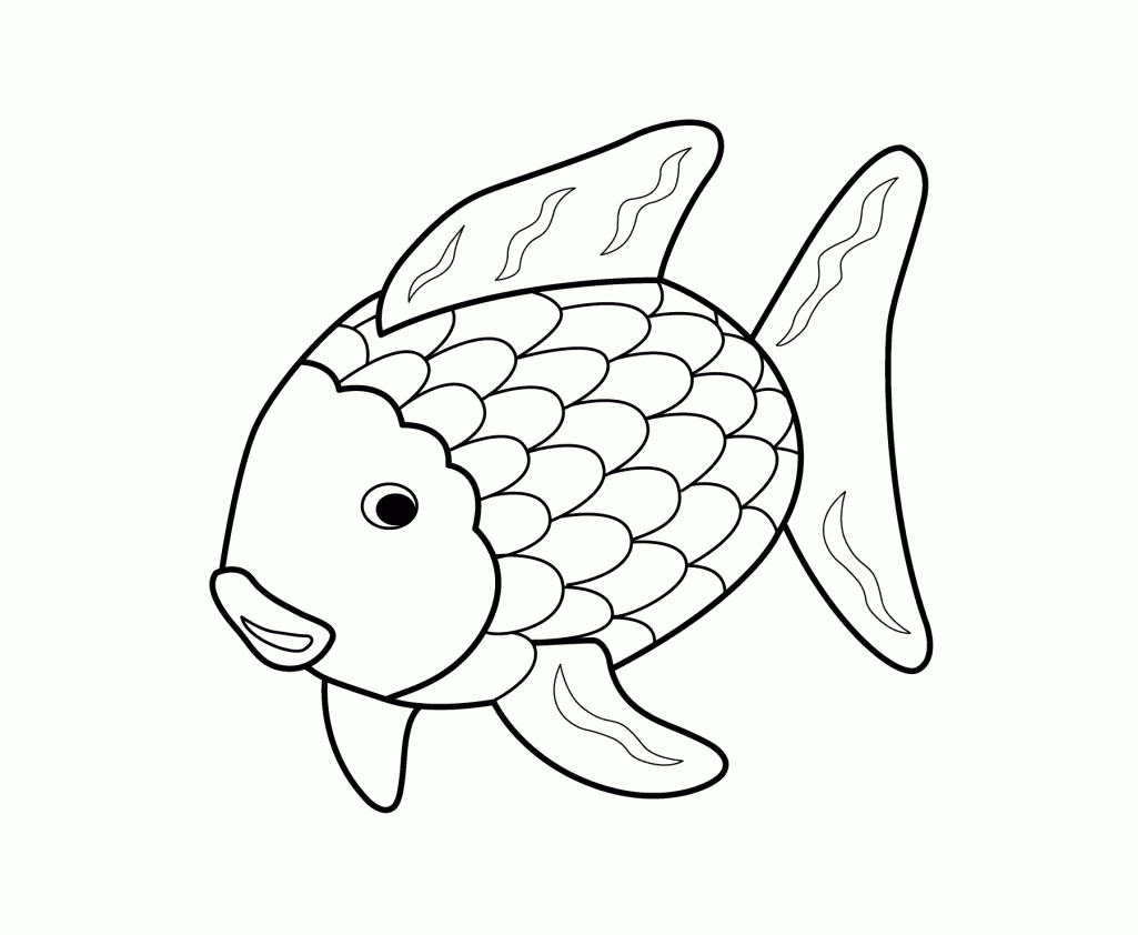 Seafood clipart sea animal And white Fish white rainbow