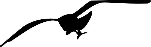 Seagull clipart Seagull clip Seagull art svg