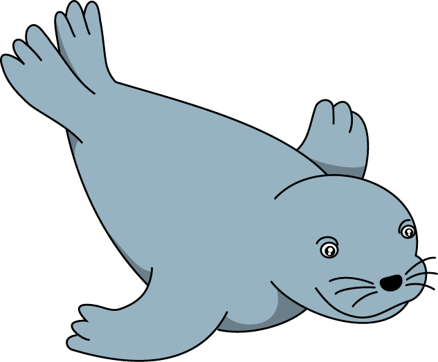 Animl clipart seal 115 Seal #37 clip clip