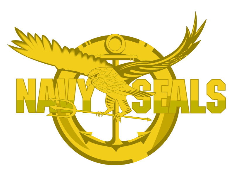 Seal clipart trained #7