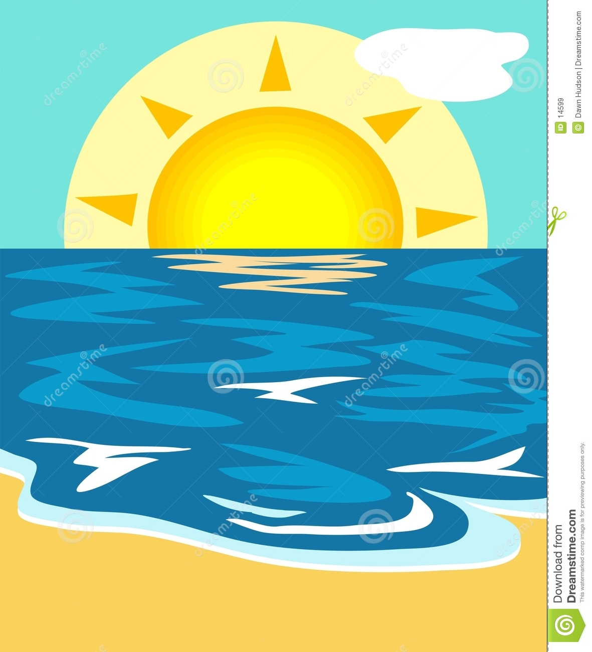 Seascape clipart Seascape Free Clipart Seascape Clipart