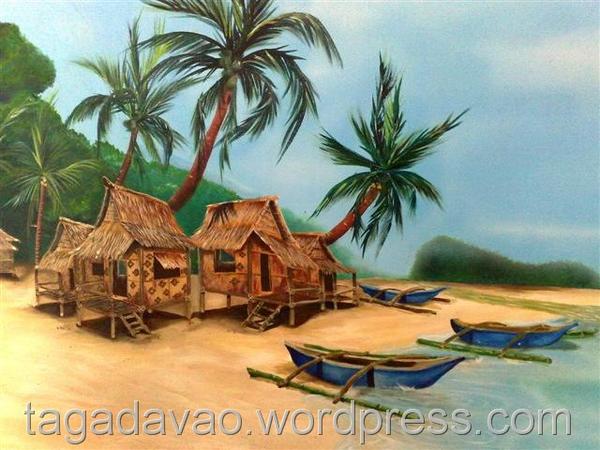 Seascape clipart dagat #12