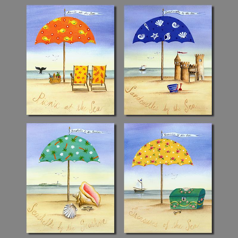 Seascape clipart pantai #4