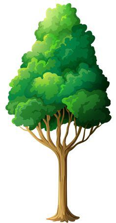 Seascape clipart pohon #4