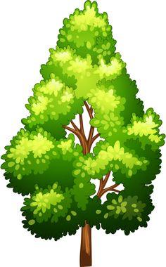 Seascape clipart pohon #7