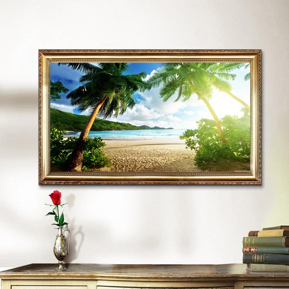 Seascape clipart pohon #14