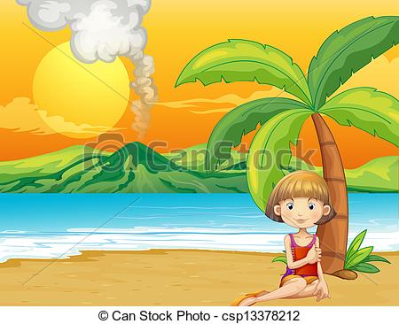 Seaside clipart seashore #8