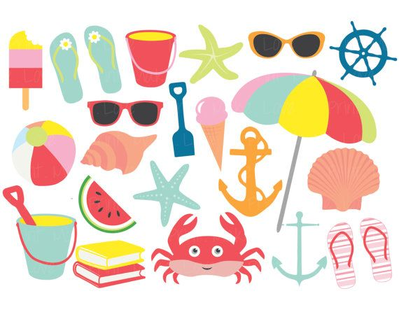 Seaside clipart 86 images Art TheClipartPress meilleures