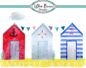 Seaside clipart beach house #12