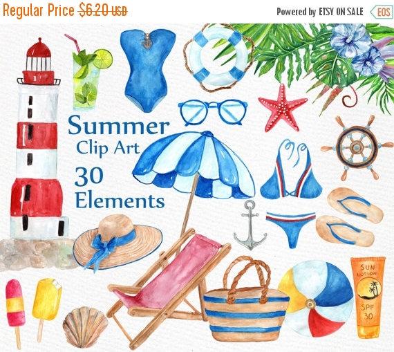 Seaside clipart beach item #8