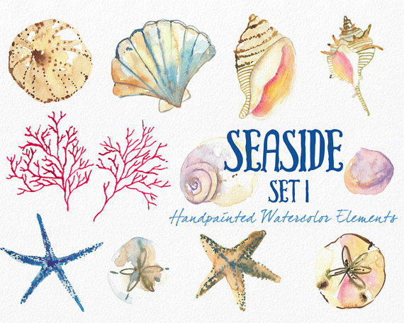 Seaside clipart beach item #12