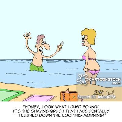 Seaside clipart beach swimming #8